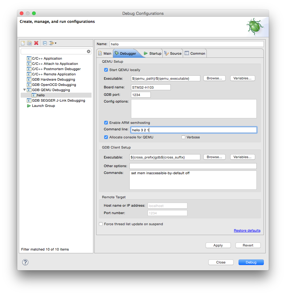 how to use the eclipse debugger